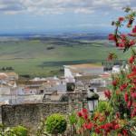 Ausblick von Medina Sidonia