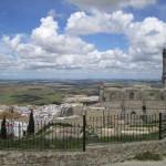 Blick auf Medina Sidonia