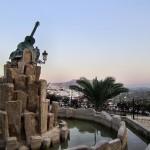 Flamenco-Denkmal Álora