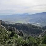 Ausblick von Monte Huma
