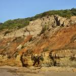 La Breña - Steilküste