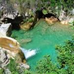 Lagunen des Río Verde