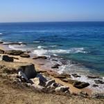 Strand bei Kap Trafalgar