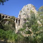 Eingang zu Caminito del Rey (El Chorro)