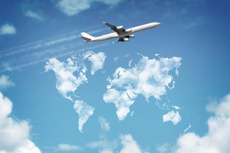 Linienflüge weltweit